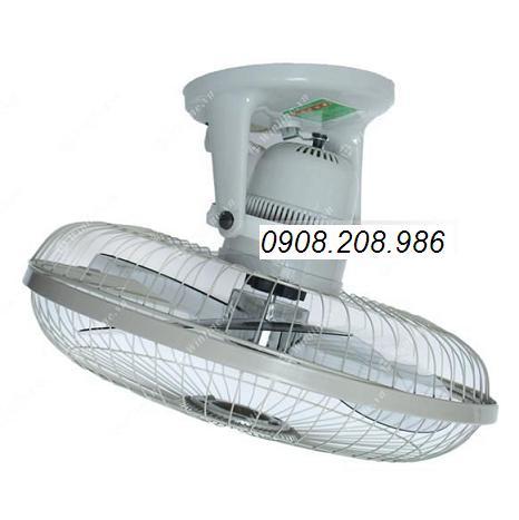 Quạt đảo trần điện cơ thống nhất Vinawind QTD400 Hộp số