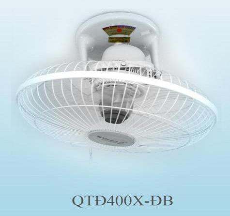 Quạt đảo trần điện cơ thống nhất Vinawind QTD400X có điều khiển