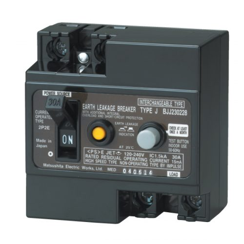 Aptomat chống giật ELB Panasonic BJJ23032-8