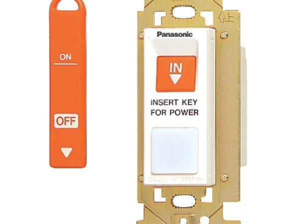 Công tắc thẻ Panasonic WNH5611-801