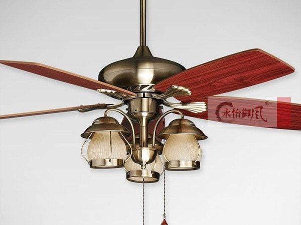 Quạt trần đèn Mountain Air 42YFS-1026
