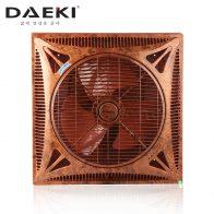 Quạt trần hộp Model DK 301VG02 (Màu vân gỗ 02)