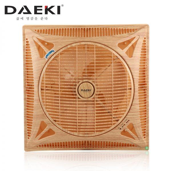 Quạt trần hộp Model DK 301VG01 (Màu vân gỗ 01)
