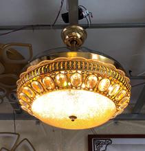 Quạt trần đèn trang trí BQ 9050