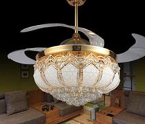 Quạt trần đèn trang trí BQ 142