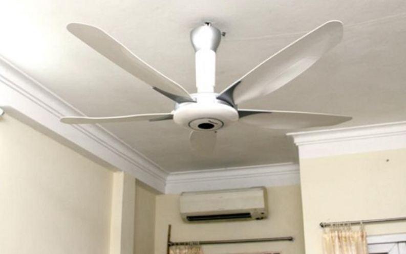 Quạt cắt gió, quạt trần và điều hòa nhiệt độ bộ 3 tuyệt vời