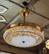 Quạt trần đèn trang trí BQ 9005
