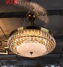 Quạt trần đèn trang trí BQ 9008