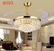 Quạt trần đèn trang trí BQ 9010