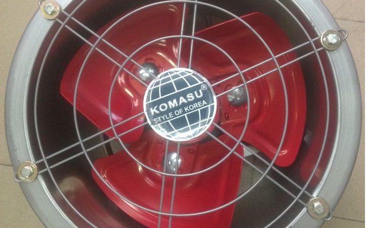 Quạt thông gió công nghiệp Komasu KM30-1S