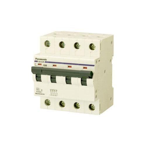 MCB 4P 10A 6kA 415VAC BBD4104CNV